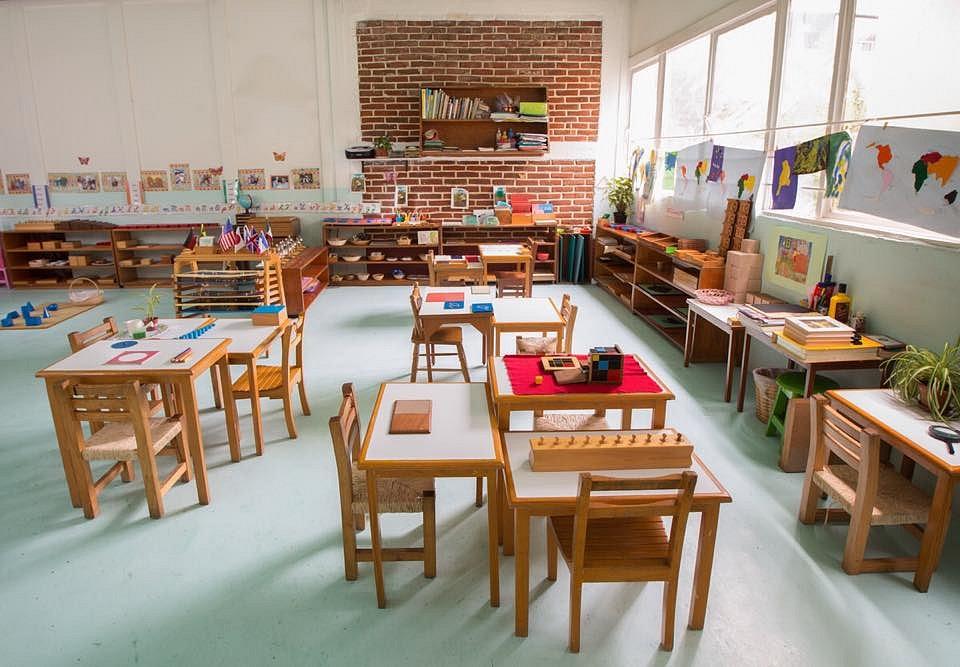 Montessori Mercedes Benet
